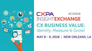 The spirit of CX was alive at CXPA's 2018 Insight Exchange